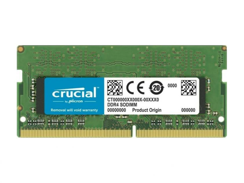 RAM Crucial CT8G4SFRA266 8GB DDR4 2666MHz CL19 (CT8G4SFRA266)
