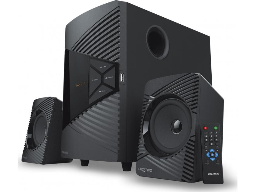 Speakers Creative E2500 Black (51MF0485AA001)