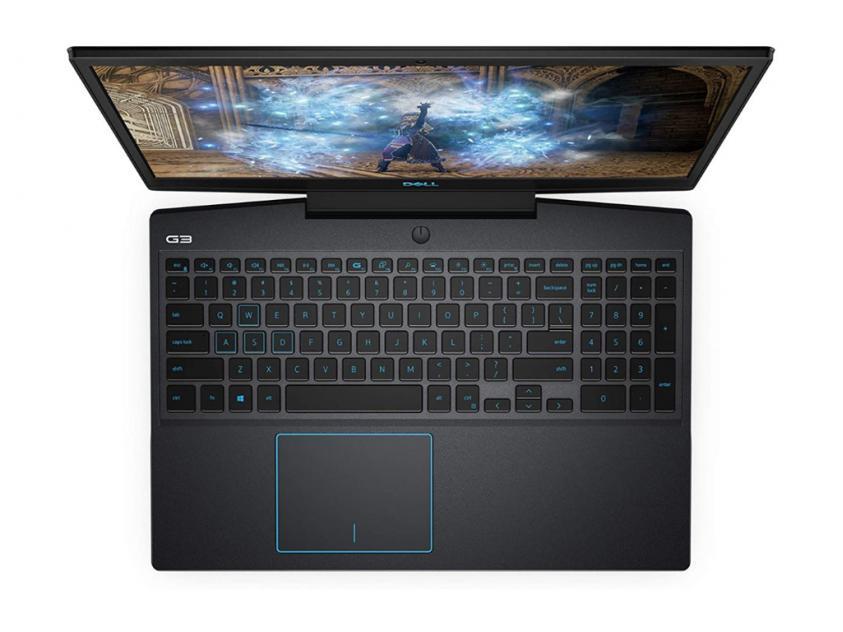 Gaming Laptop Dell G3 3500 15.6-inch i7-10750H/16GB/512GBSSD/GeForce GTX 1650Ti/W10H/1Y/Black (471442413)