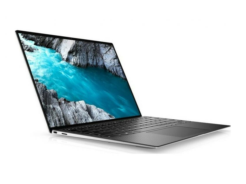 Laptop Dell XPS 13 9310 13.4-inch Touch i7-1185G7/32GB/2TBSSD/W10P/2Y/Silver (471446676)
