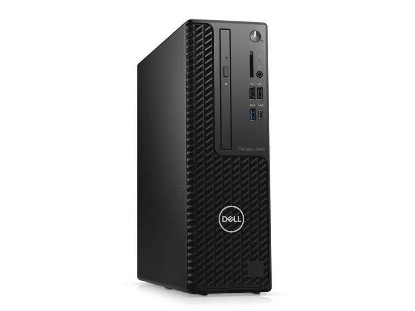 Workstation Desktop Dell Precision 3440 MT i5-10500/8GB/256GBSSD/Nvidia Quadro P620/W10P/3Y (N002P3440SFFCEE2)