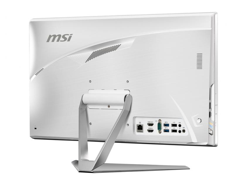 All-in-One PC MSI Pro 22XT 21.5-inch Touch i5-10400/8GB/256GBSSD/1TBHDD/W10H/2Y (9S6-ACD312-001)