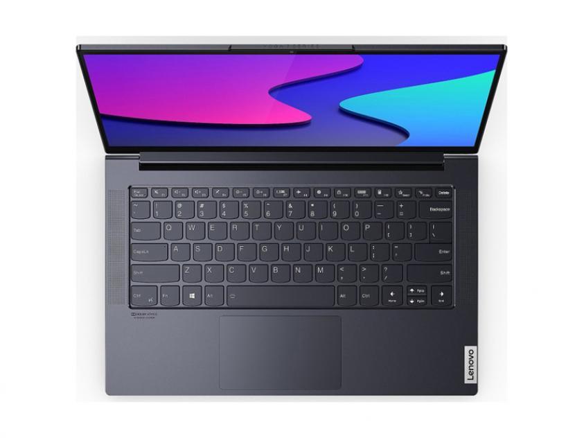 Laptop Lenovo Yoga Slim 7 14IIL05 14-inch i7-1065G7/16GB/1TBSSD/W10H/2Y (82A100D0GM)