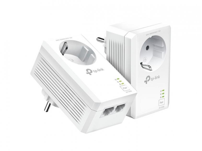 PowerLine TP-Link TL-PA7027P Kit (TL-PA7027P KIT)