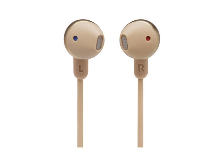 Earphones JBL Tune 215BT Gold (JBLT215BTCGD)