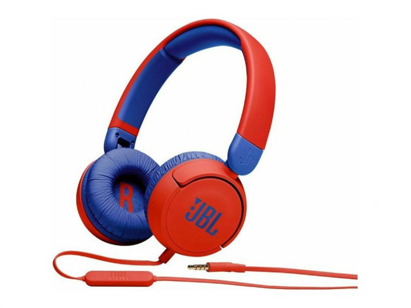 Headphones JBL JR310 Red (JBLJR310RED)