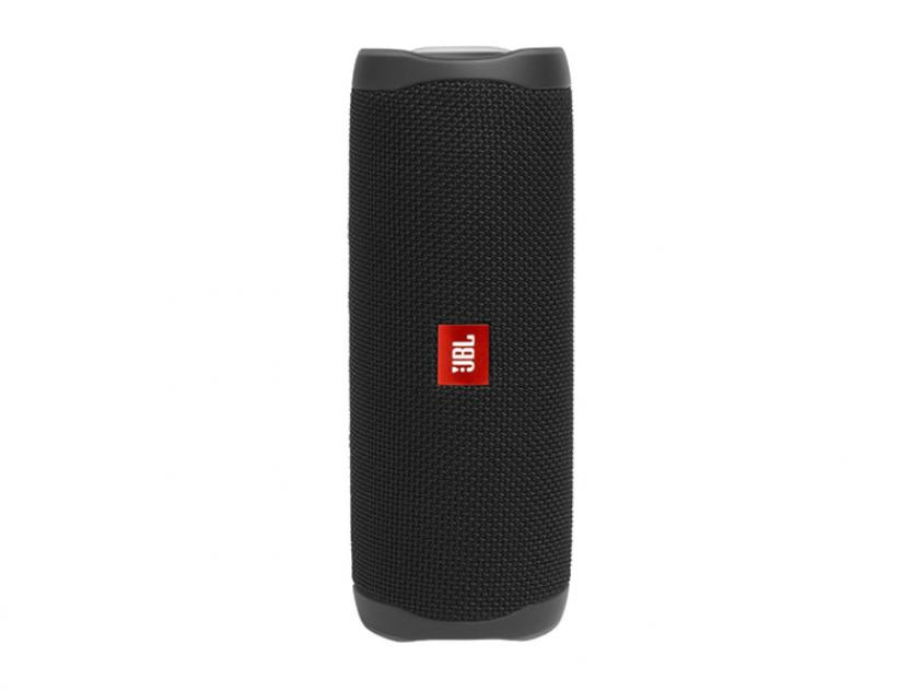 Portable Speaker JBL Flip 5 Black (JBLFLIP5BLKEU)