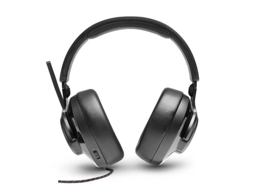 Gaming Headset JBL Quantum 200 Black (JBLQUANTUM200BLK)