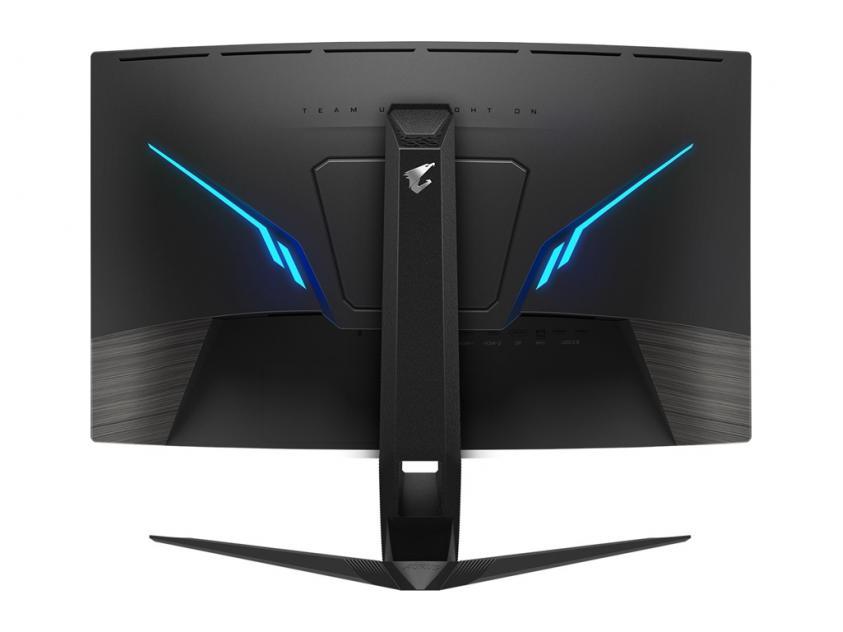 Gaming Monitor Gigabyte Aorus CV27Q 27-inch Curved (CV27Q-EK)