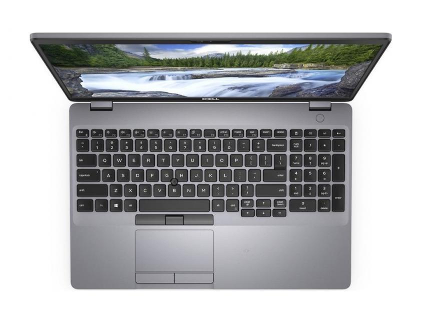Laptop Dell Latitude 5510 15.6-inch i7-10610U/16GB/256GBSSD/W10P/3Y (N006L551015EMEA)