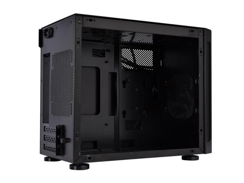Case Lian Li TU 150 Black TG Version (840353009776)