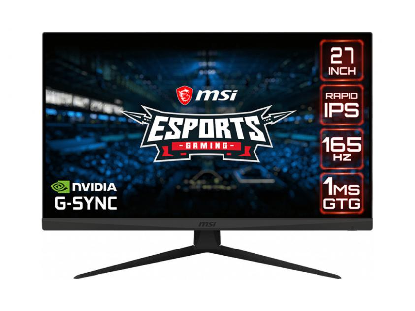 Gaming Monitor MSI Optix G273QF 27-inch (G273QF)