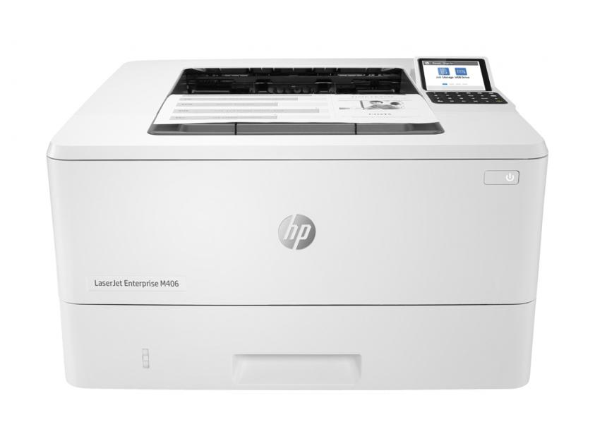 Printer HP LaserJet Enterprise M406dn(3PZ15A)