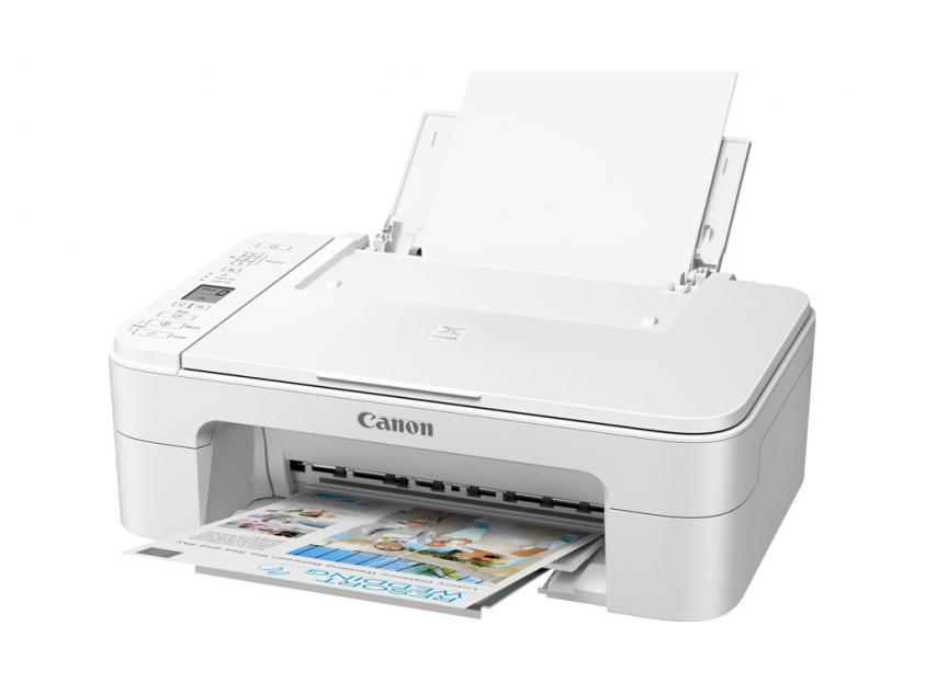 MFP Canon Pixma TS3351 White (3771C026AA)