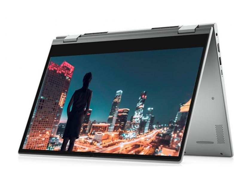 Laptop Dell Inspiron 5406 2-in-1 14-inch Touch i7-1165G7/8GB/512GBSSD/W10H/2Y/Grey (5406-2891)