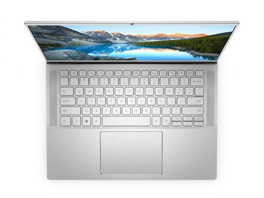 Laptop Dell Inspiron 7400 14.5-inch i7-1165G7/16GB/1TBSSD/GeForce MX350/W10H/2Y/Silver (7400-4451)