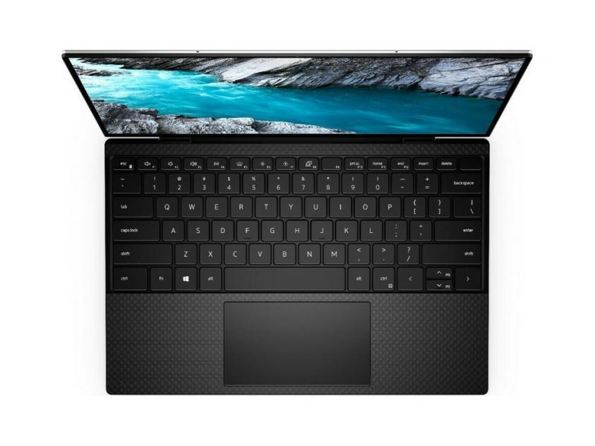 Laptop Dell XPS 13 9310 13.4-inch i7-1185G7/16GB/1TBGBSSD/W10P/2Y/Black Silver (9310-4482)