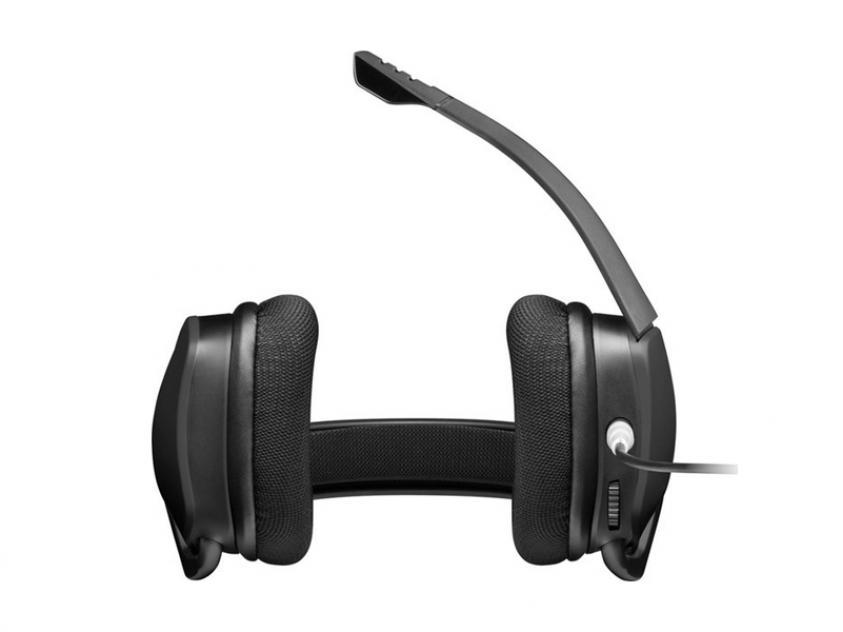 Gaming Headset Corsair Void Elite Ster Carbon (CA-9011208-EU)