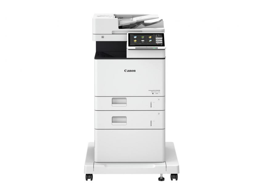 Copier Canon imageRUNNER ADVANCE DX 527iZ with Finisher (3893C007AA)