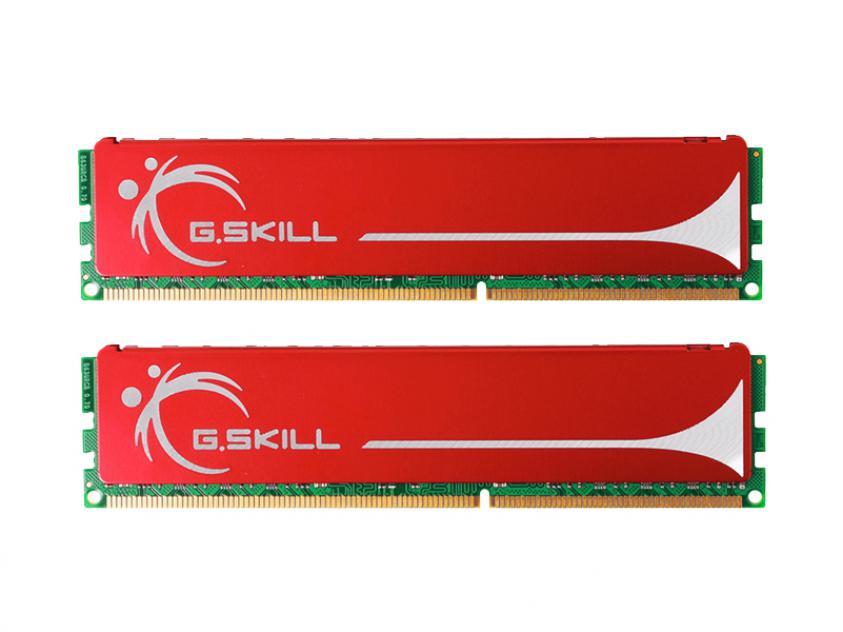 RAM G.Skill Performance 4GB DDR3 1600MHz CL9 Kit (F3-12800CL9D-4GBNQ)