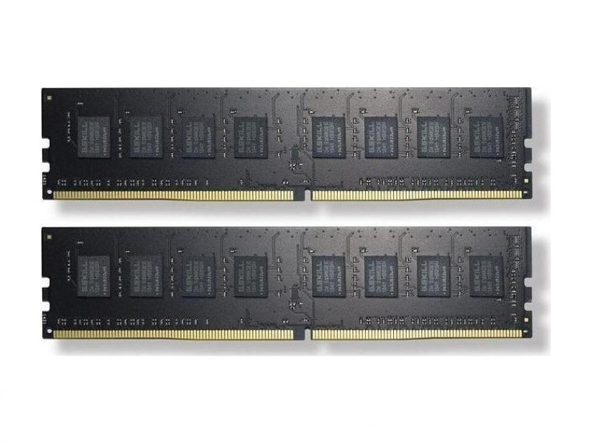 RAM G.Skill Value 16GB DDR4 2400MHz CL15 Kit (F4-2400C15D-16GNT)