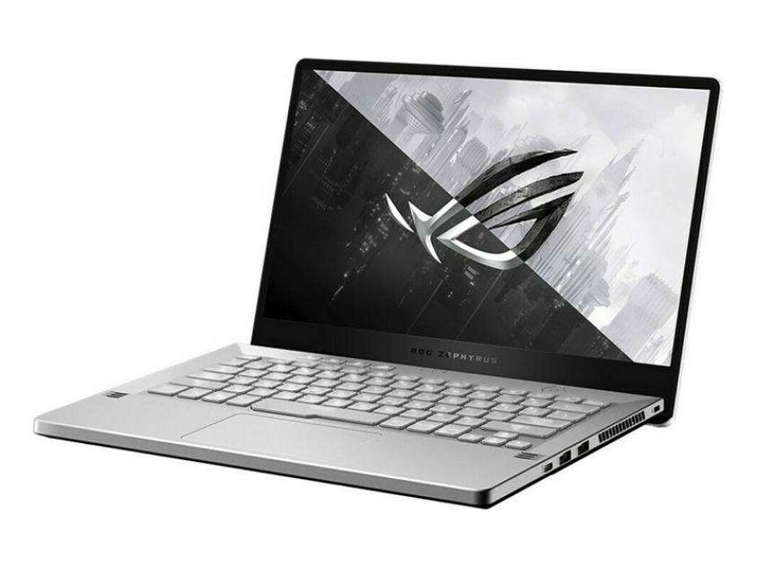 Gaming Laptop Asus ROG Zephyrus G14 GA401IU-BM158R 14-inch R9-4900HS/16GB/512GBSSD/GeForce GTX 1660Ti/W10P/2Y (90NR03I3-M05460)