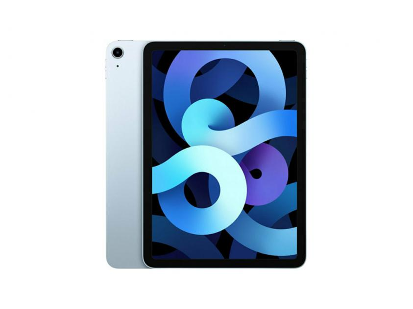 Apple iPadAir 2020 Wi-Fi 10.9-inch 64GB - Sky Blue (MYFQ2RK/A)