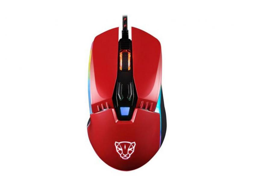 Gaming Mouse Motospeed V20 Wired Red (MT00022)