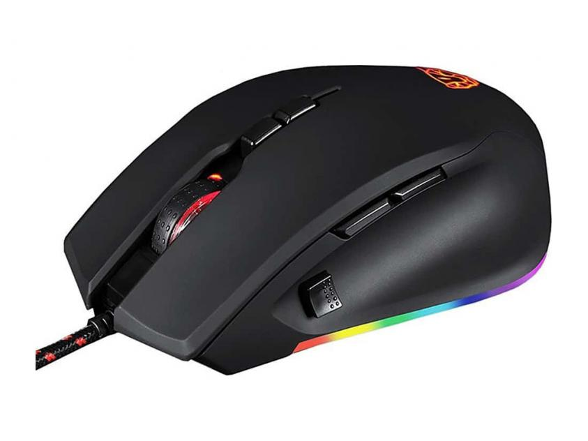 Gaming Mouse Motospeed V80 Wired Black Color (MT00094)