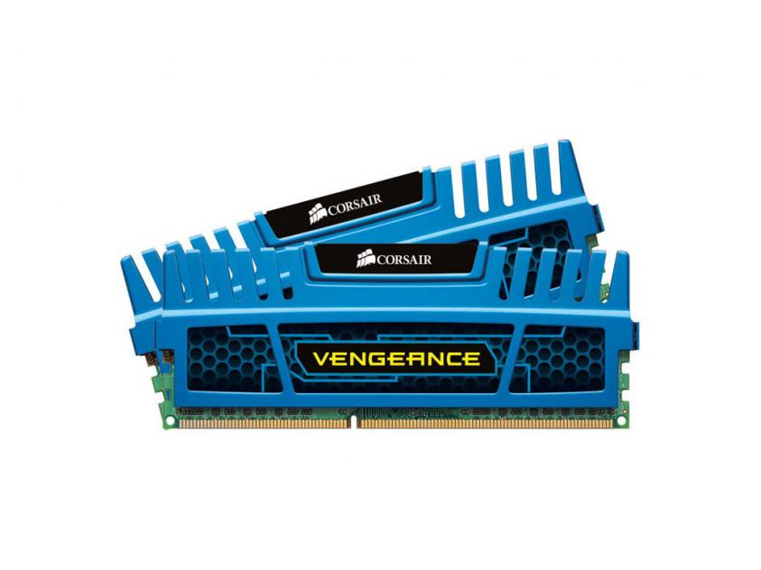 RAM Corsair Vengeance Blue 16GB (2X8GB) DDR3 1600MHz  (CMZ16GX3M2A1600C10B)