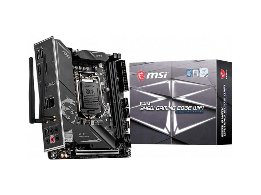 Motherboard MSI MPG B460I Gaming Edge WiFi (7C86-002R)