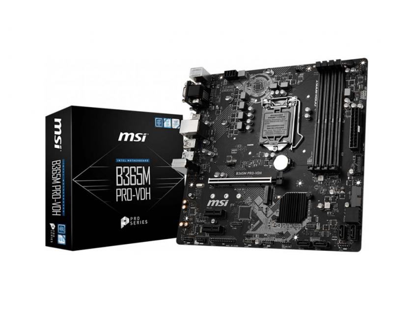 Motherboard MSI B365M Pro-VDH (7C39-001R)