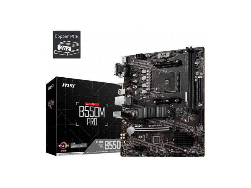 Motherboard MSI B550M Pro (911-7D14-006)
