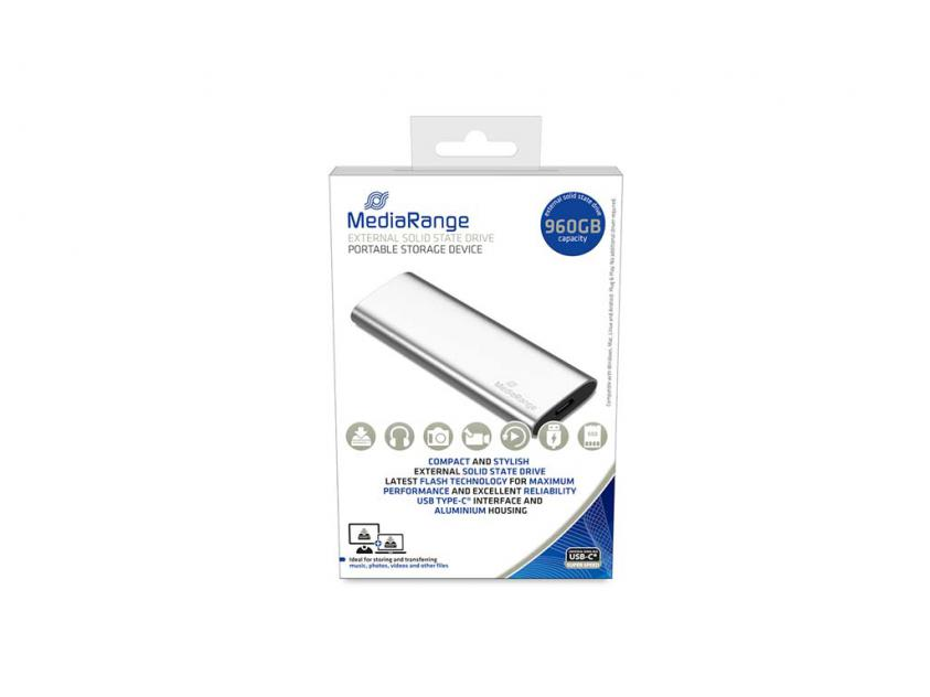 External SSD MediaRange MR1103 960GB (MR1103)