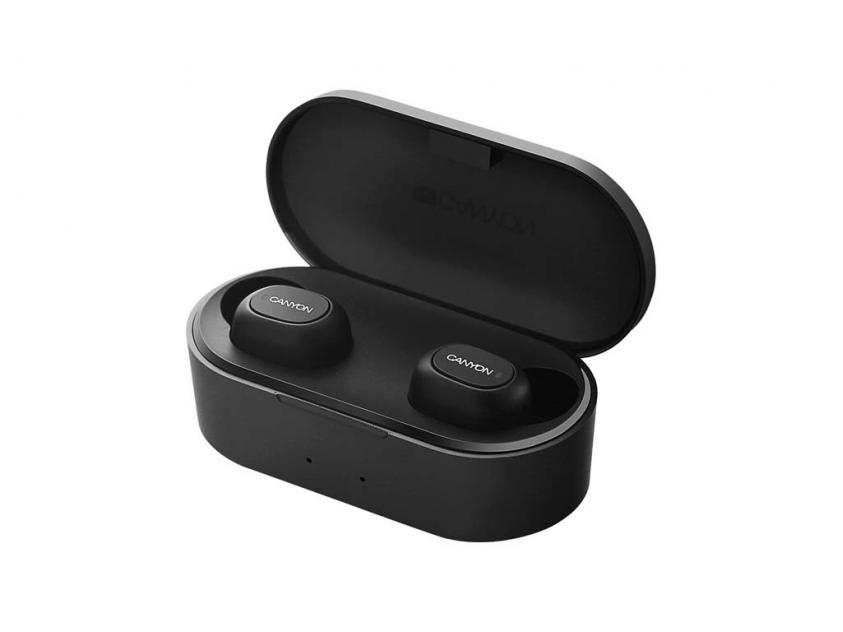 Earphones Canyon Wireless Stereo (CND-TBTHS2B)