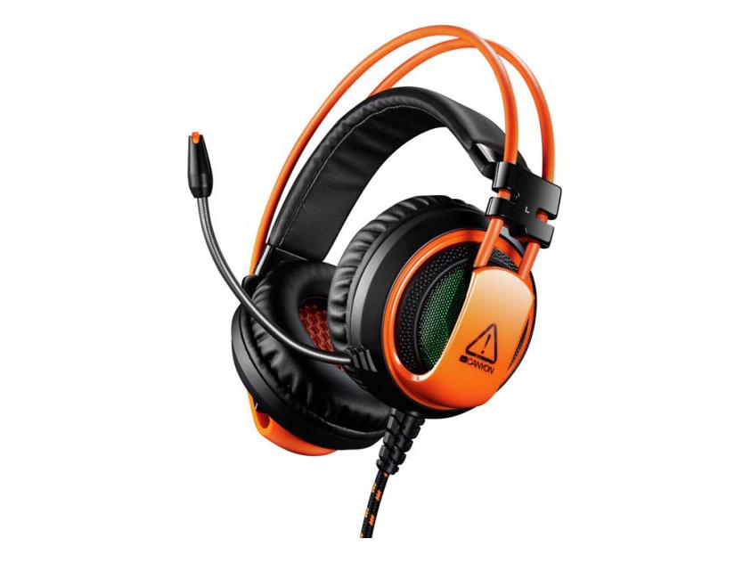 Gaming Headset Canyon Corax (CND-SGHS5A)