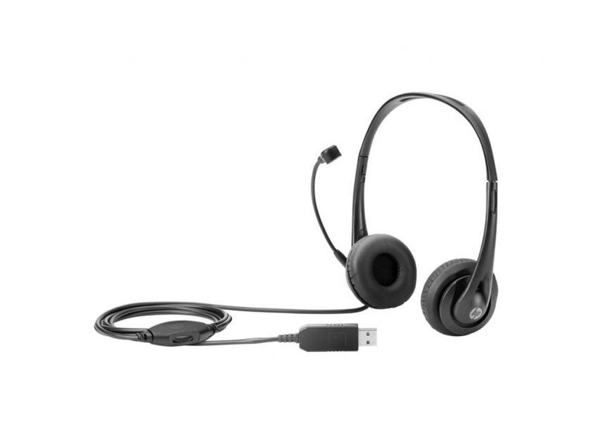Headset HP Stereo (T1A67AA)