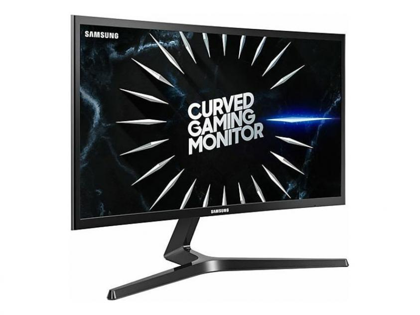 Monitor Samsung C24RG50FQR 24-inch Curved (LC24RG50FQRXEN)