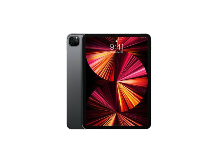 Apple iPad Pro 2021 Wi‑Fi + Cellular 11-inch 128GB - Space Grey (MHW53RK/A)