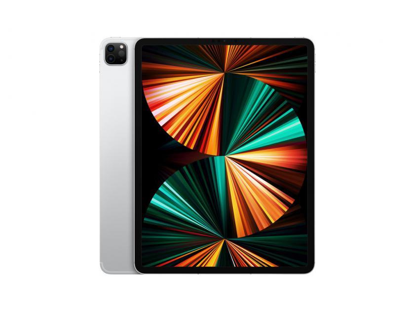 Apple iPad Pro 2021 Wi‑Fi + Cellular 12.9-inch 256GB - Silver (MHR73RK/A)