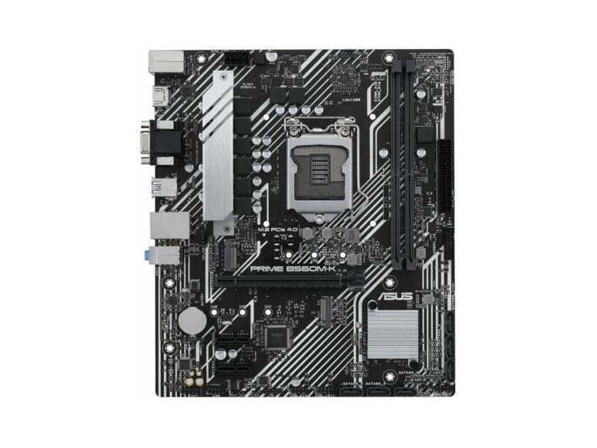 Motherboard Asus Prime B560M-K (90MB16S0-M0EAY0)