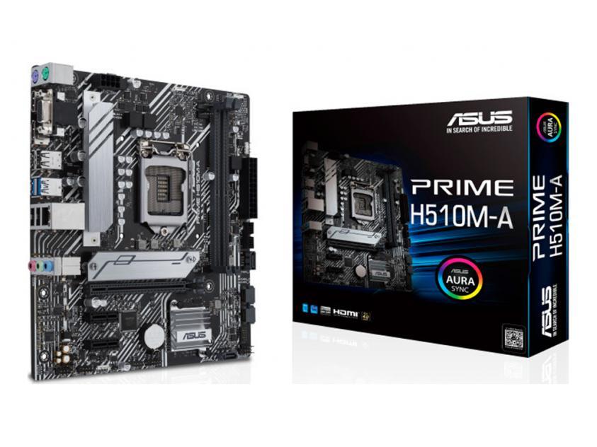 Motherboard Asus Prime H510M-A (90MB17C0-M0EAY0)