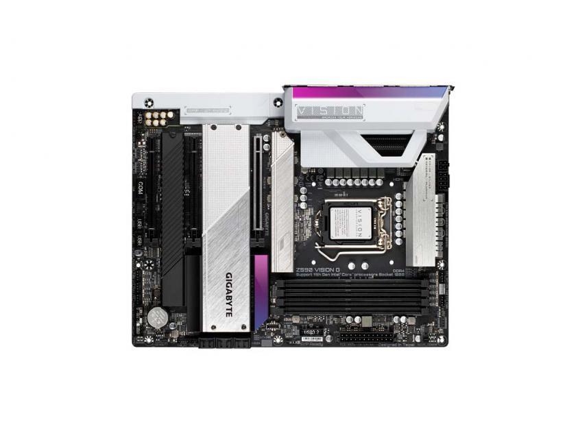 Motherboard Gigabyte Z590 Vision G (GAZ59VSG-00-GA)