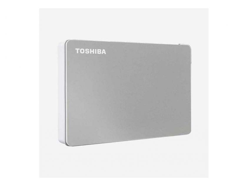 External HDD Toshiba Canvio Flex 2TB USB 3.2 (HDTX120ESCAA)