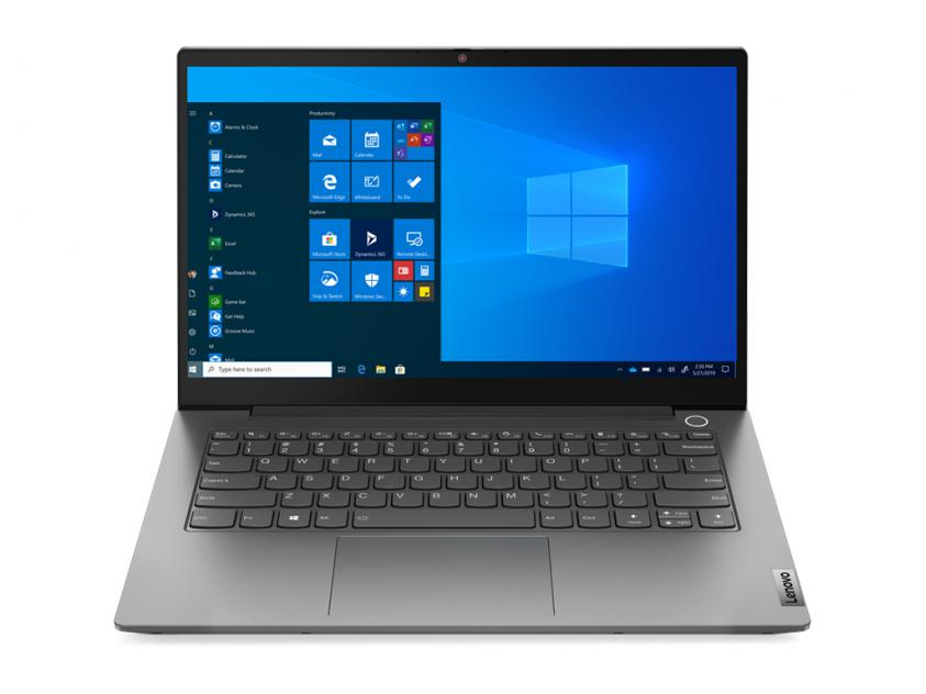 Laptop Lenovo ThinkBook 14-ITL 14-inch Touch i7-1165G7/16GB/1TB/W10P/2Y/Grey (20VD0042GM)
