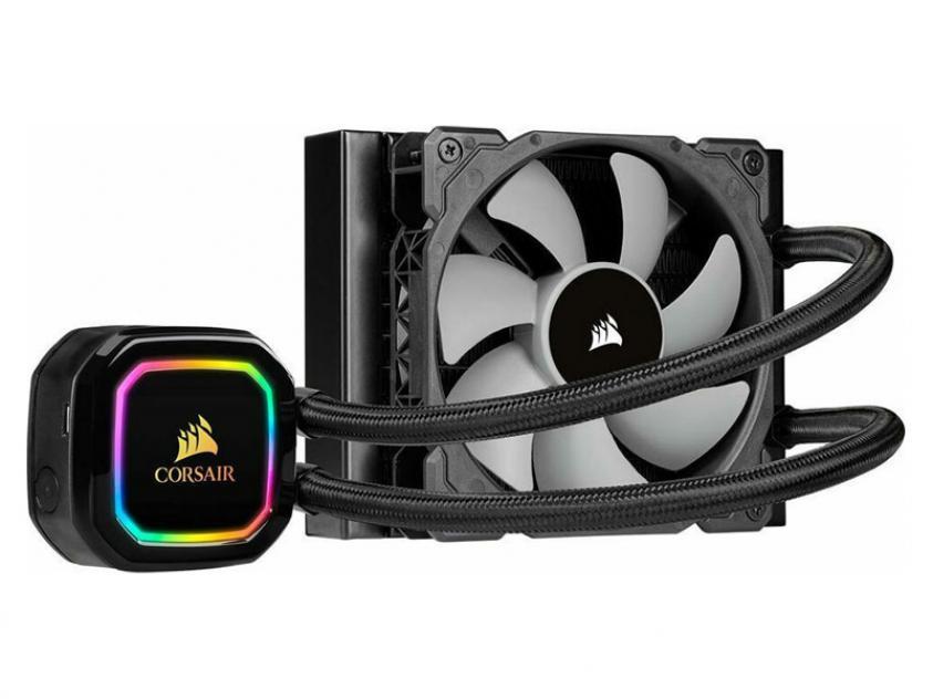 Liquid CPU Cooler Corsair iCUE H60i RGB PRO XT (CW-9060049-WW)