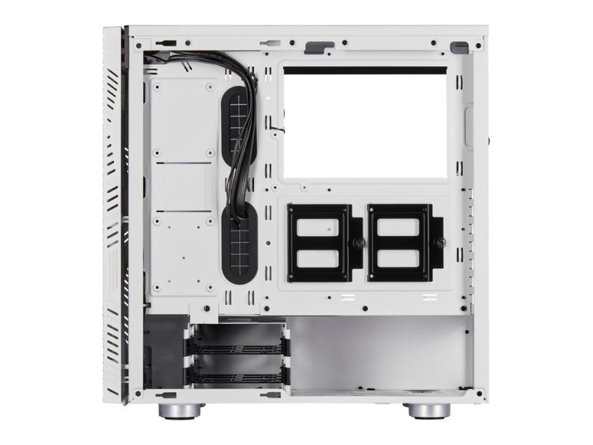 Case Corsair Carbide 275R Airflow White (CC-9011182-WW)