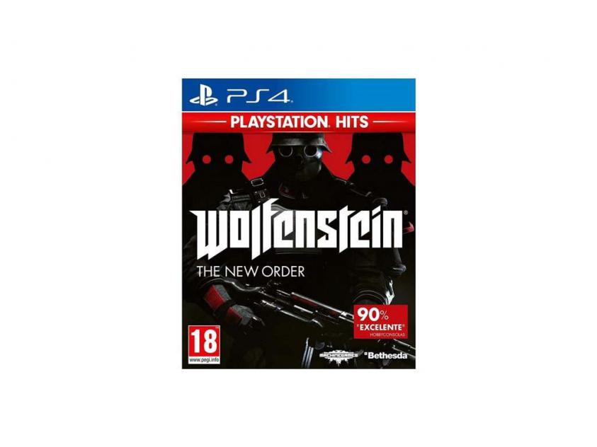 Wolfenstein: The New Order Hits (PS4)