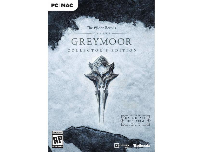 The Elder Scrolls Online: Greymoor Physical Collector's Edition (PC)