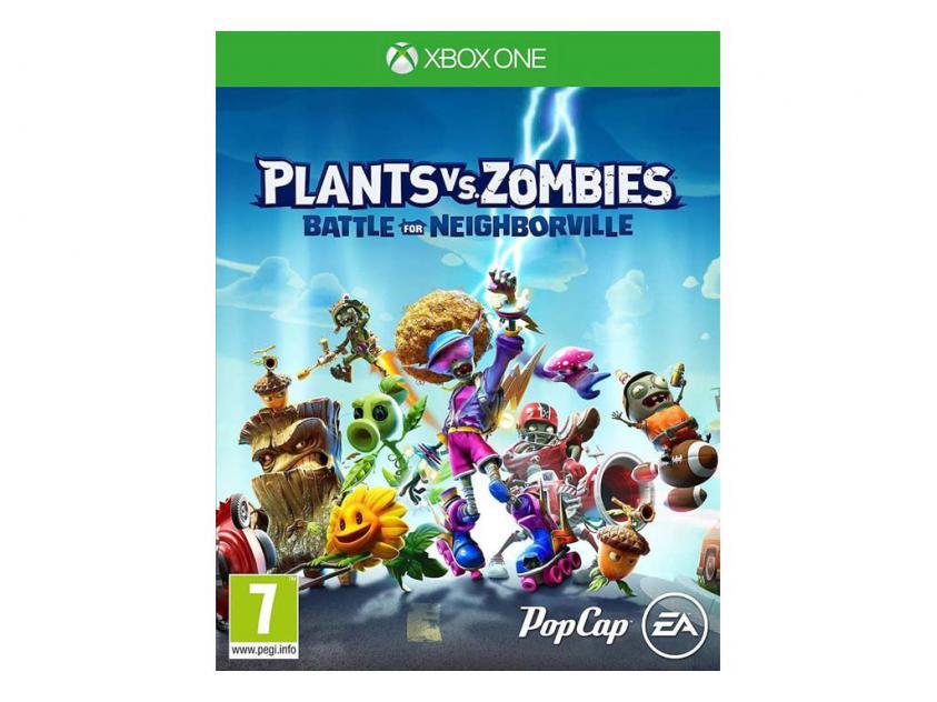 Plants vs. Zombies: Battle for Neighborville (XBOX ONE)